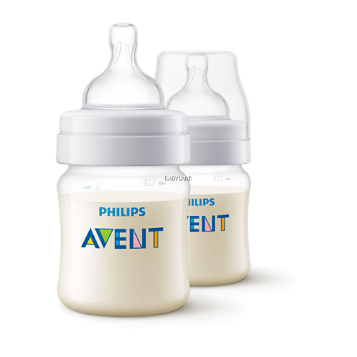 Philips Avent Classic+ Feeding Bottle.