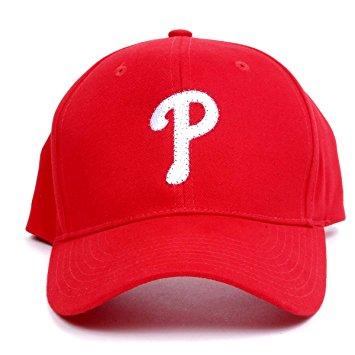 Philadelphia Phillies hat.