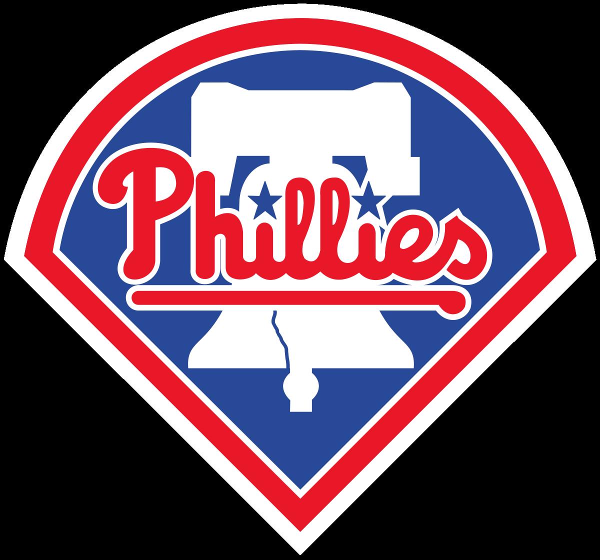 Phillies reveal new primary logo.
