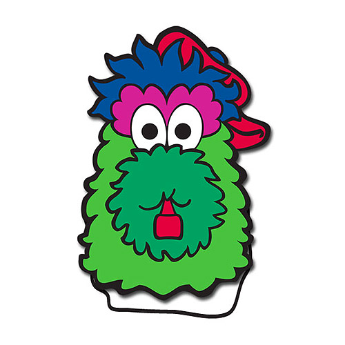 Showing post & media for Philadelphia phillies phanatic cartoon.