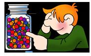 Free Math Clip Art by Phillip Martin.