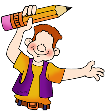 Free A+ Students Clip Art by Phillip Martin.
