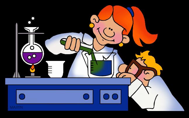 Phillip Martin Science Clipart.