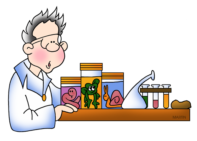 Science Clip Art by Phillip Martin, Science.