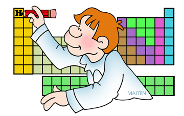 Free Science Clip Art by Phillip Martin.