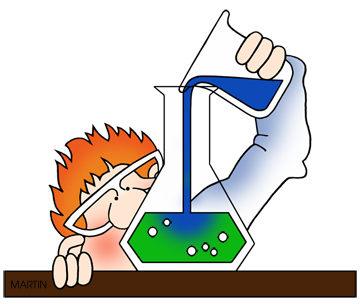 Free Scientists Clip Art by Phillip Martin.