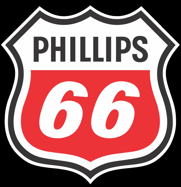 Phillips 66.