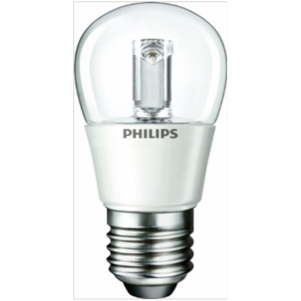 Philips 3W > 15W E27 LED Warm white Teardrop shape 8727900918540.