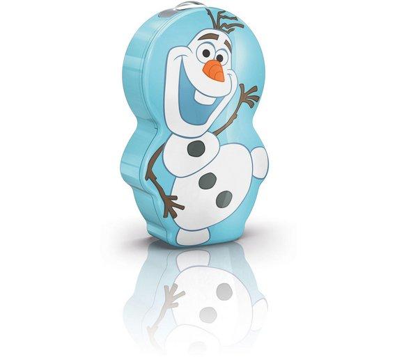 Buy Philips Disney Frozen LED Flash Light.