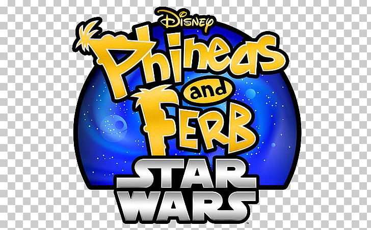 Ferb Fletcher Phineas Flynn Logo Phineas And Ferb: Star Wars.