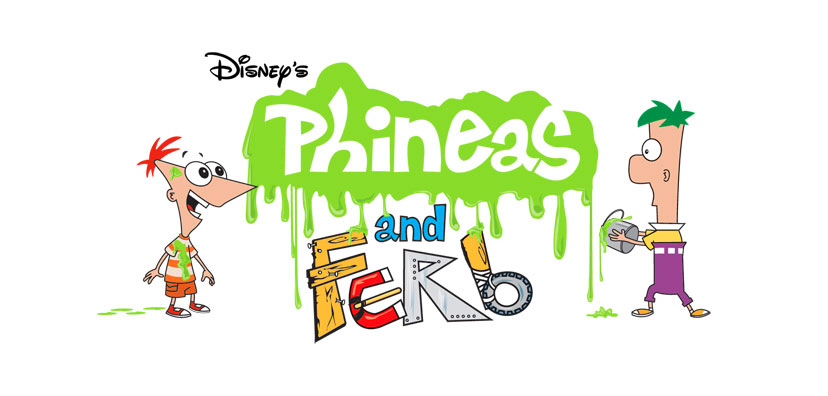 Phineas and Ferb: logo.