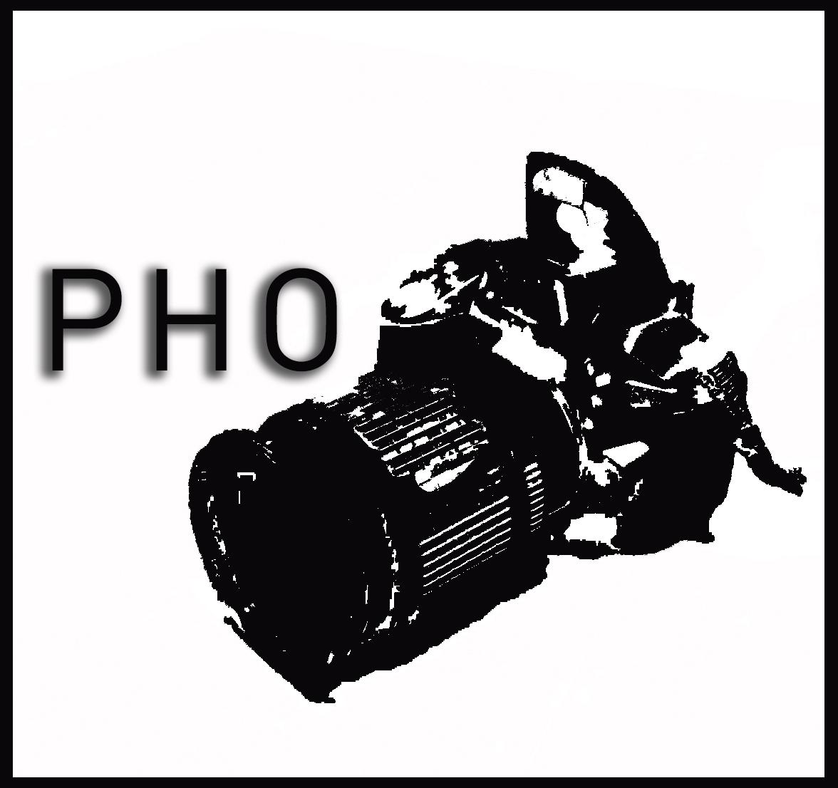Phocus Icon/Logo on Behance.