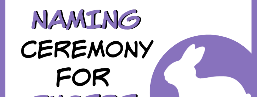 Naming Ceremony Clipart.