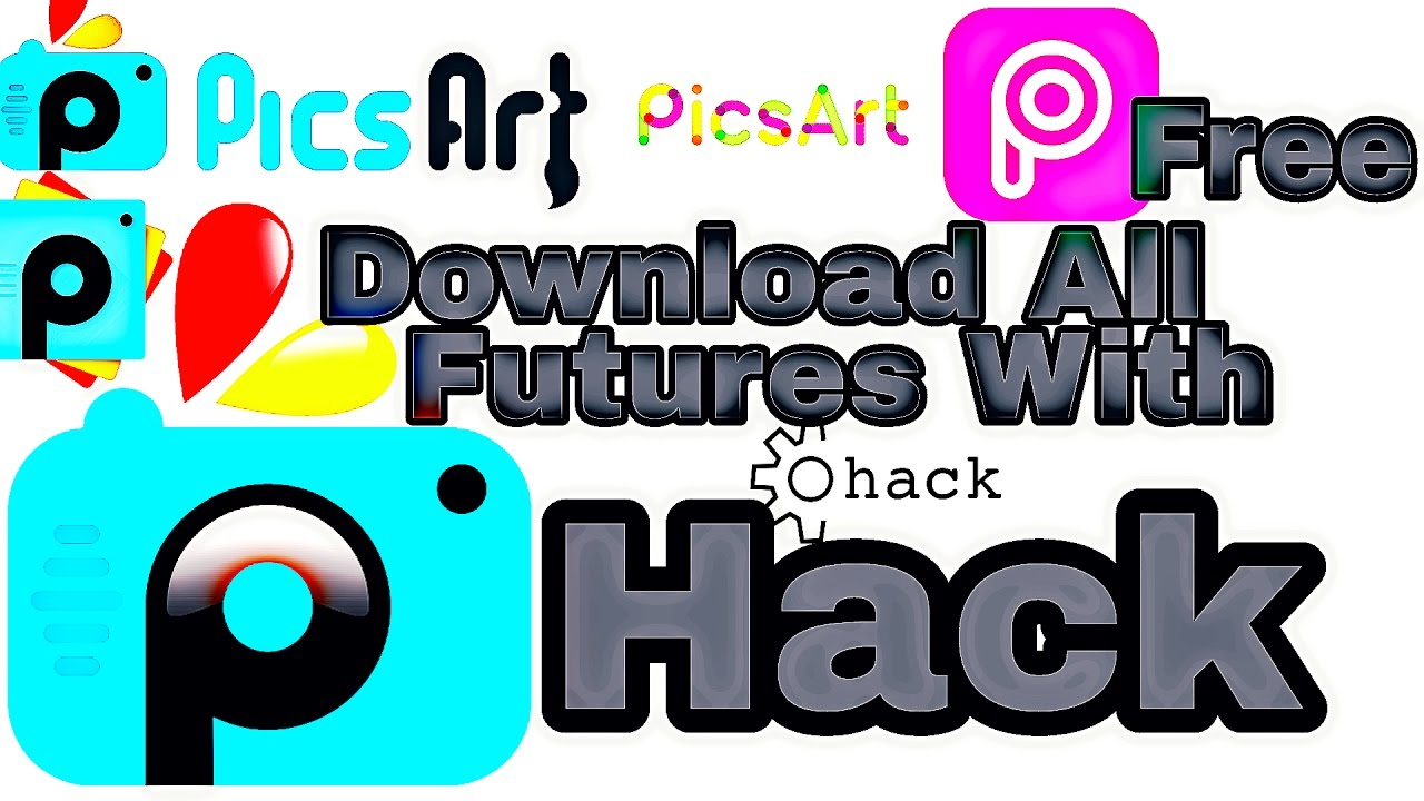Picsart Clipart Hack.