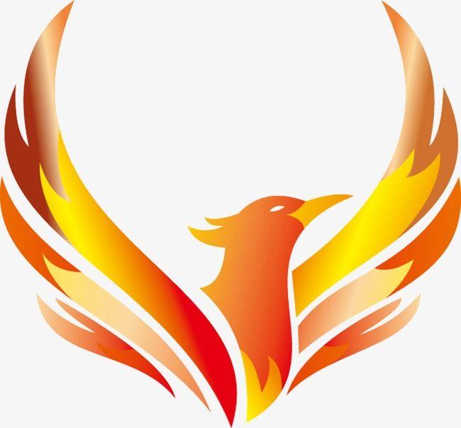Phoenix Logo Vector Design, Logo Clipart, Mark, Phoenix PNG.