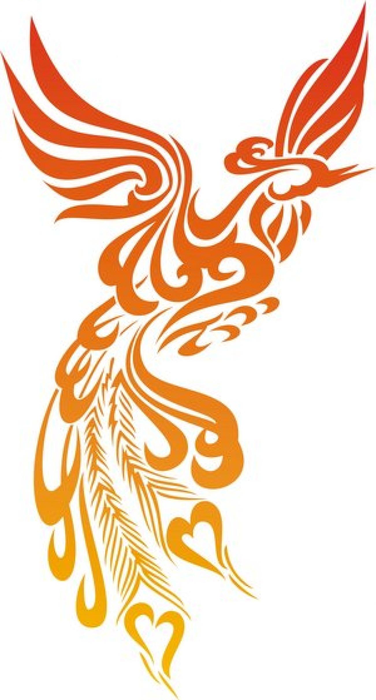 97+ Phoenix Clip Art.