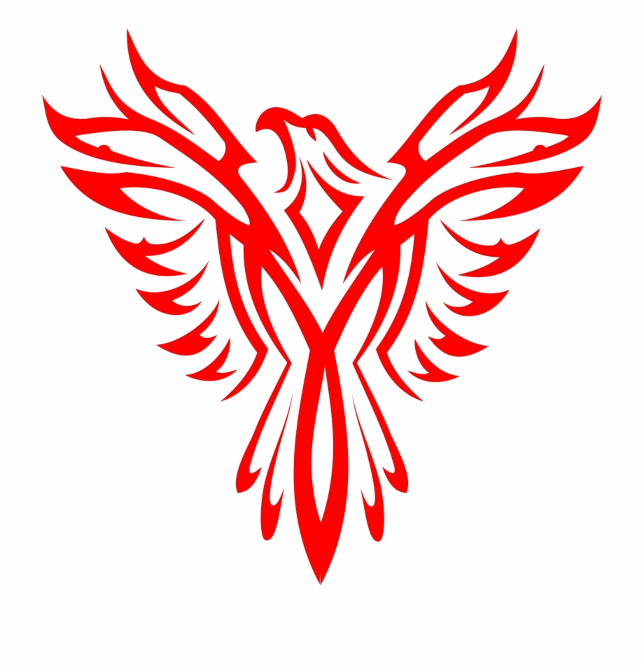 Phoenix Clipart Tatto.