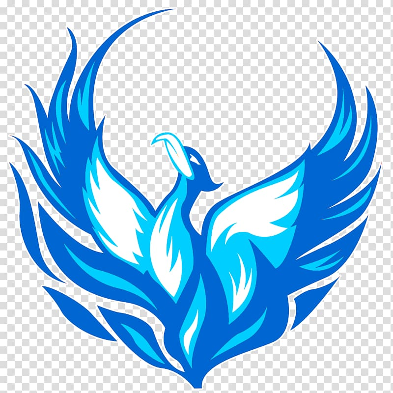 Phoenix Logo Drawing , Phoenix transparent background PNG.