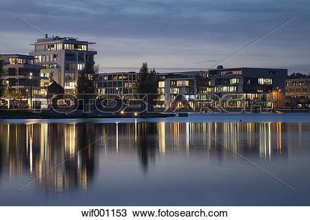 Stock Photo of Germany, North Rhine.