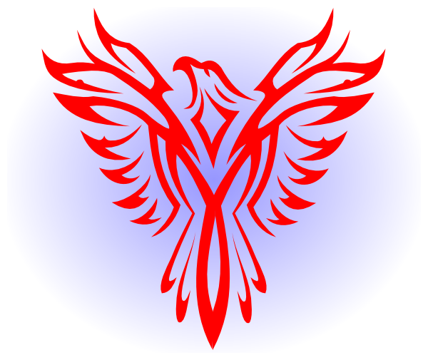 Phoenix Clip Art at Clker.com.