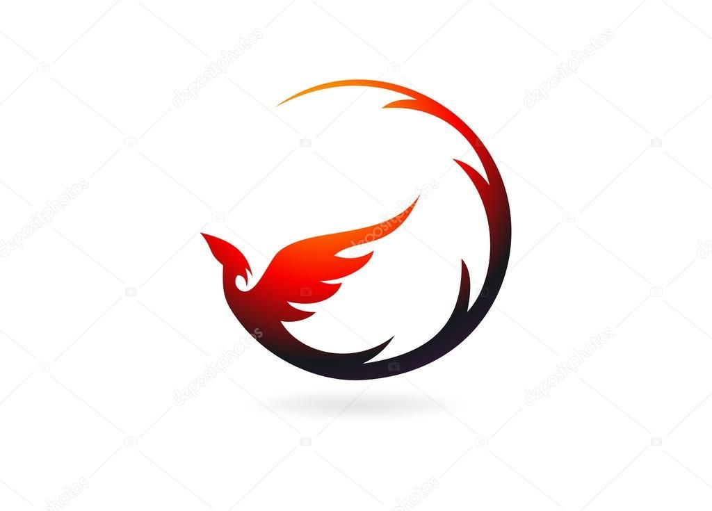 Image result for phoenix rising clipart.