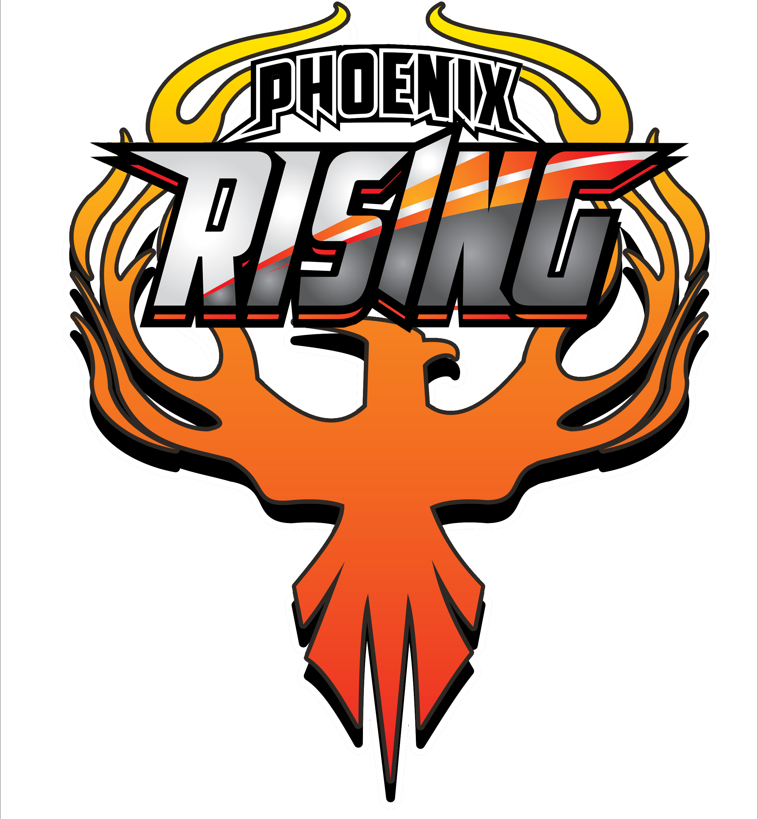 Phoenix Rising Logo.