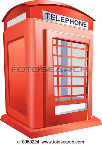 Phone booth Clip Art and Illustration. 429 phone booth clipart.