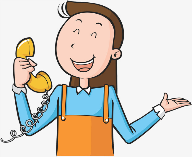 Phone calling clipart 4 » Clipart Station.