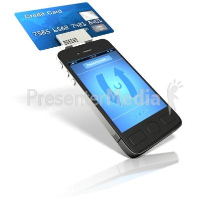 Smart Phone Credit Card Reader.