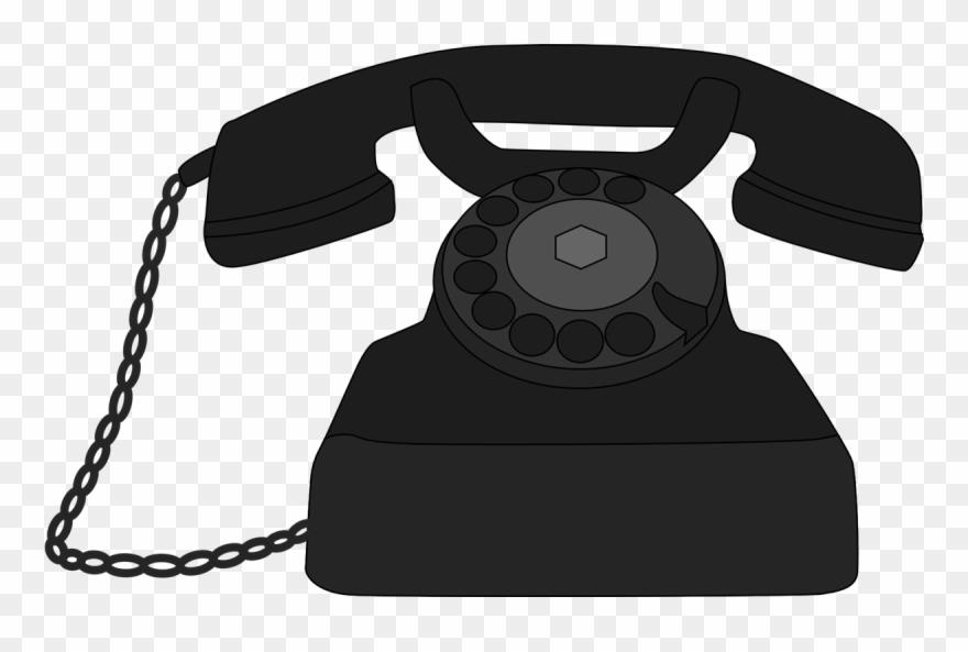 Telephone Phone Clipart.