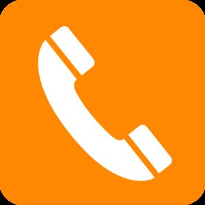 Phone clip art.