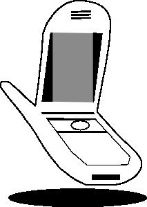 Cellphone Clip Art at Clker.com.