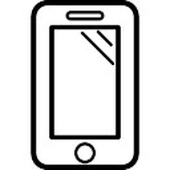 Cellphone Outline Vectors, Photos and PSD files.