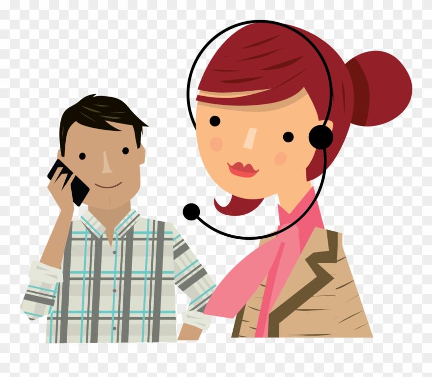 Clipart Phone Telephonic Conversation.