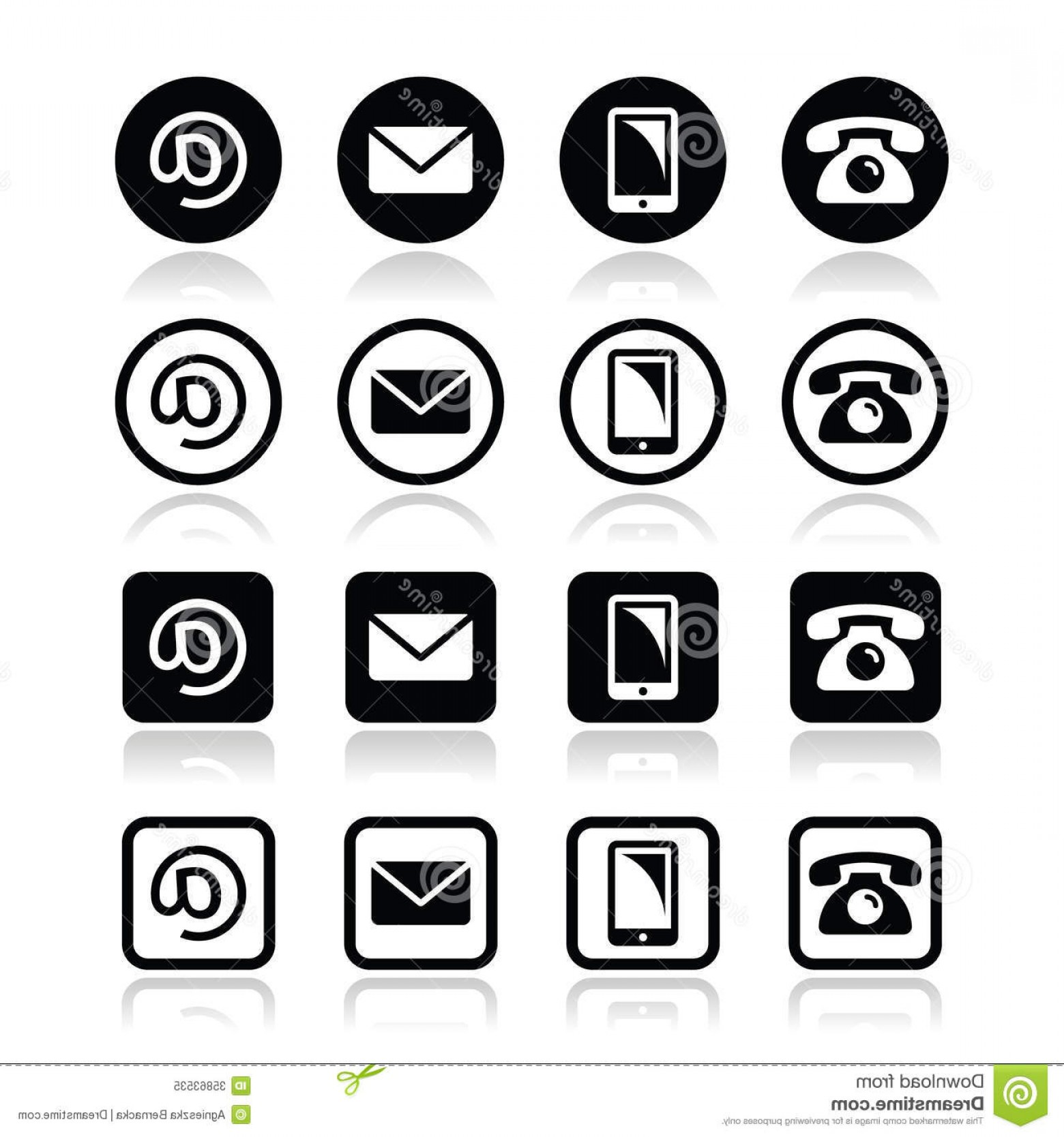Hd Clipart Mail Icon White On Clear Design.