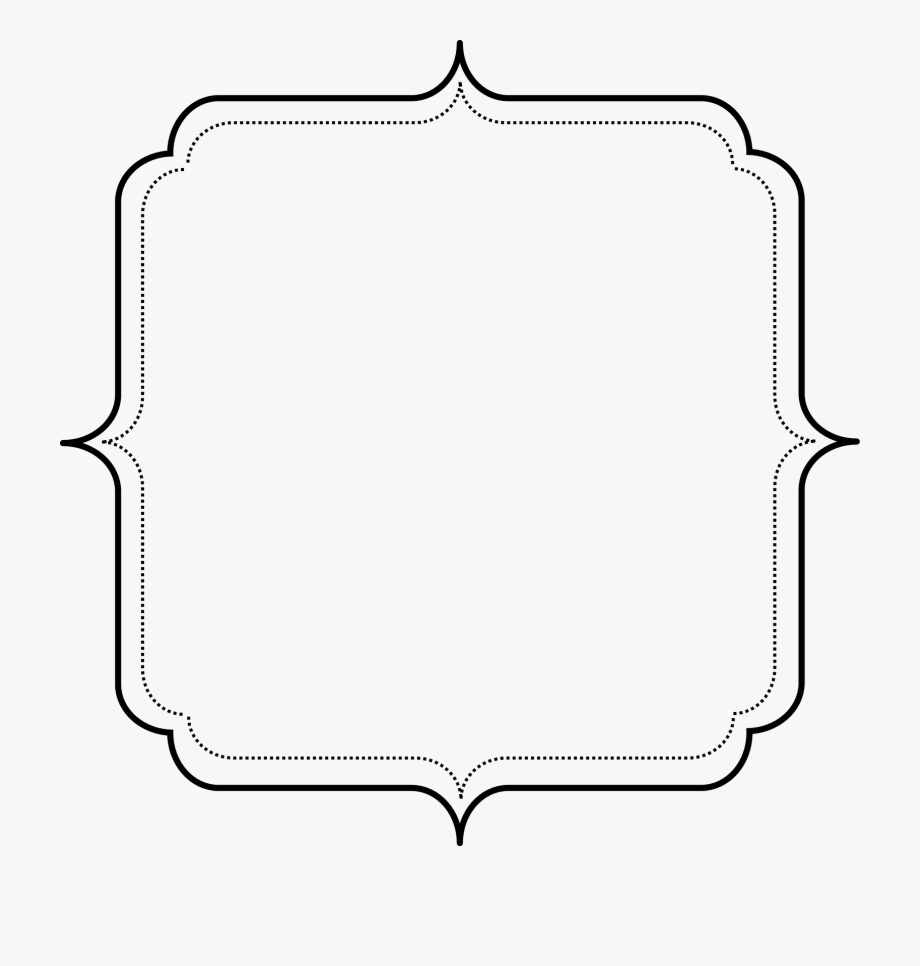 Frames Clipart Simple Ilrations Hd Images Photo.