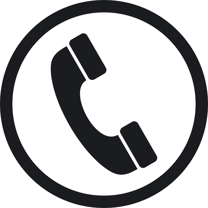 Free Clipart: Phone icon.