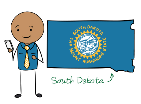 South Dakota (SD) Phone Numbers.