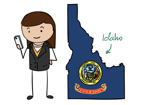 Idaho (ID) Phone Numbers.