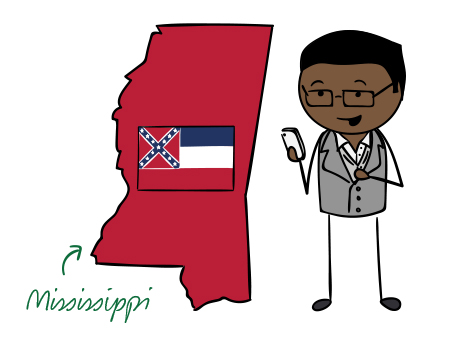 Mississippi (MS) Phone Numbers.