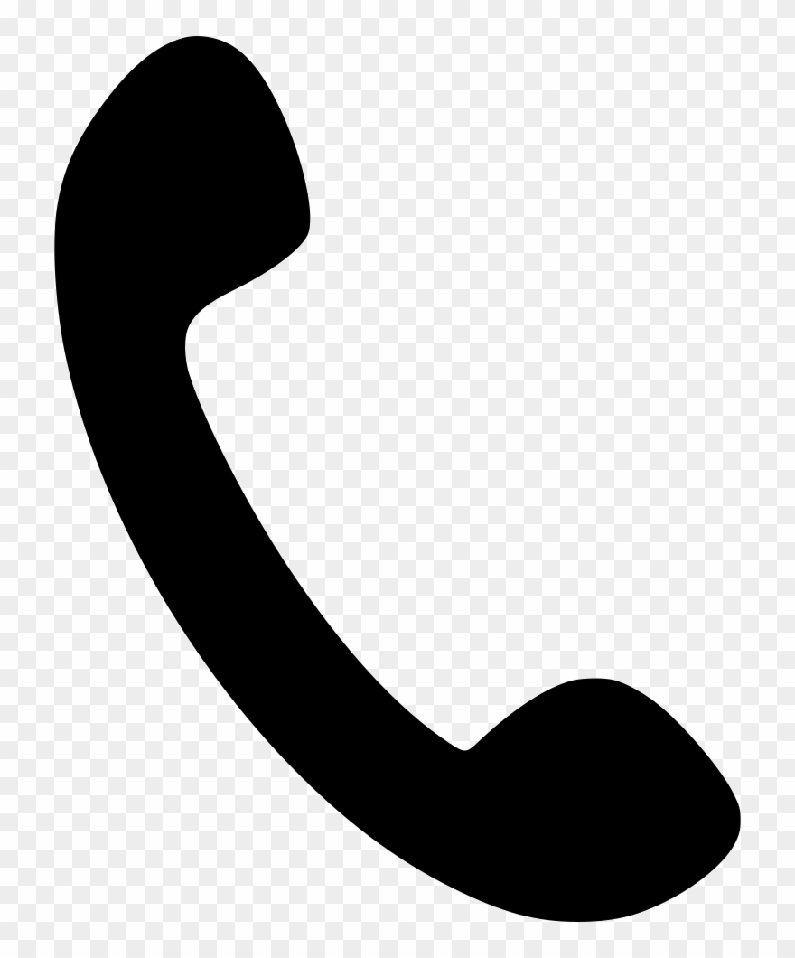 Phone Ring Contact Conversation Handset Svg Png.