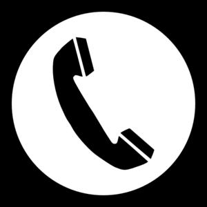 Phone Clip Art Vector Free.