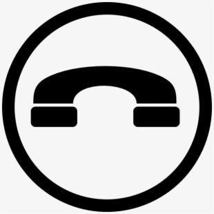 Phone Handset Clip Art.