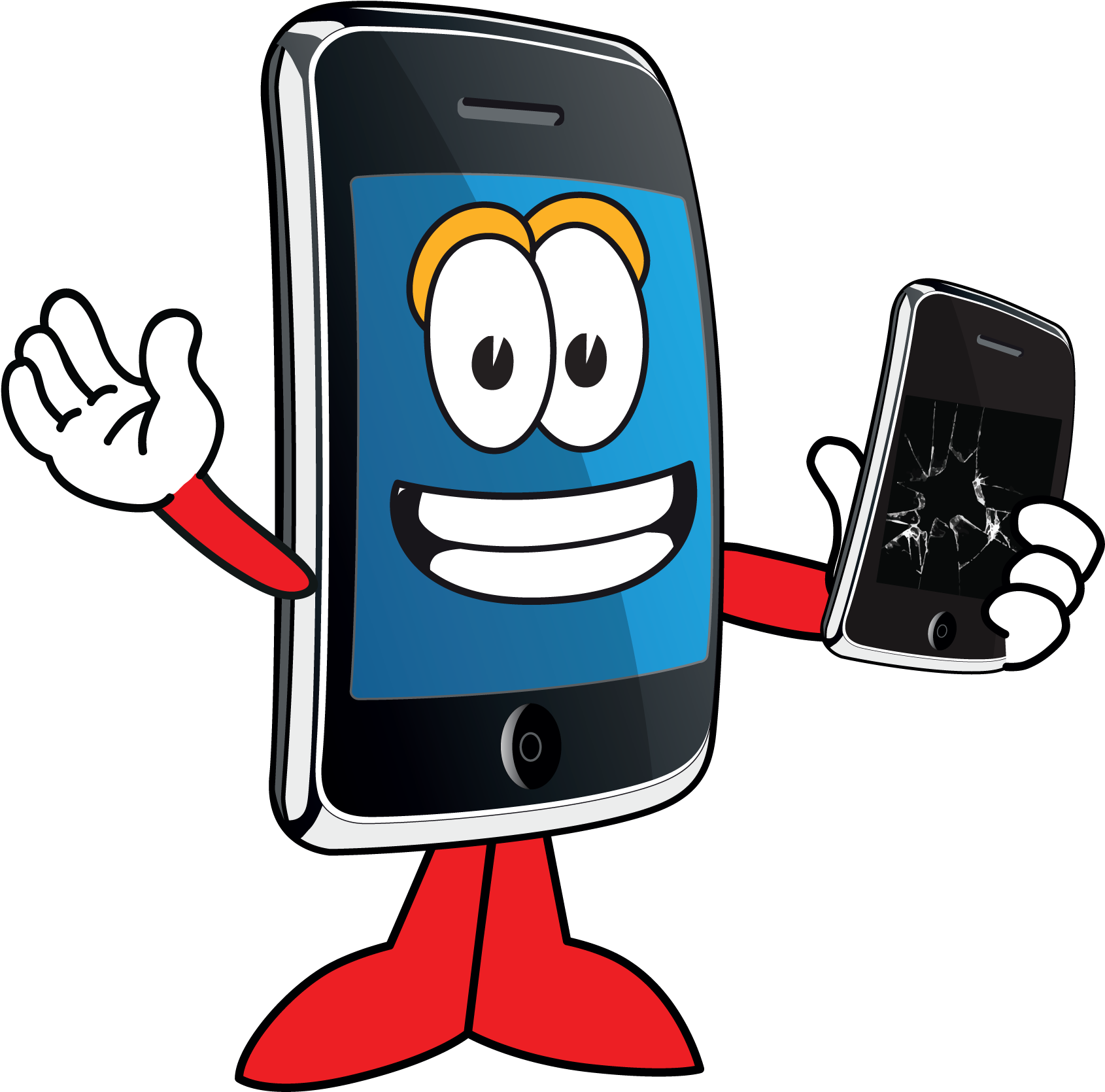Software Clipart Cellphone Repair Shop.