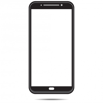 Phone Template PNG Images.