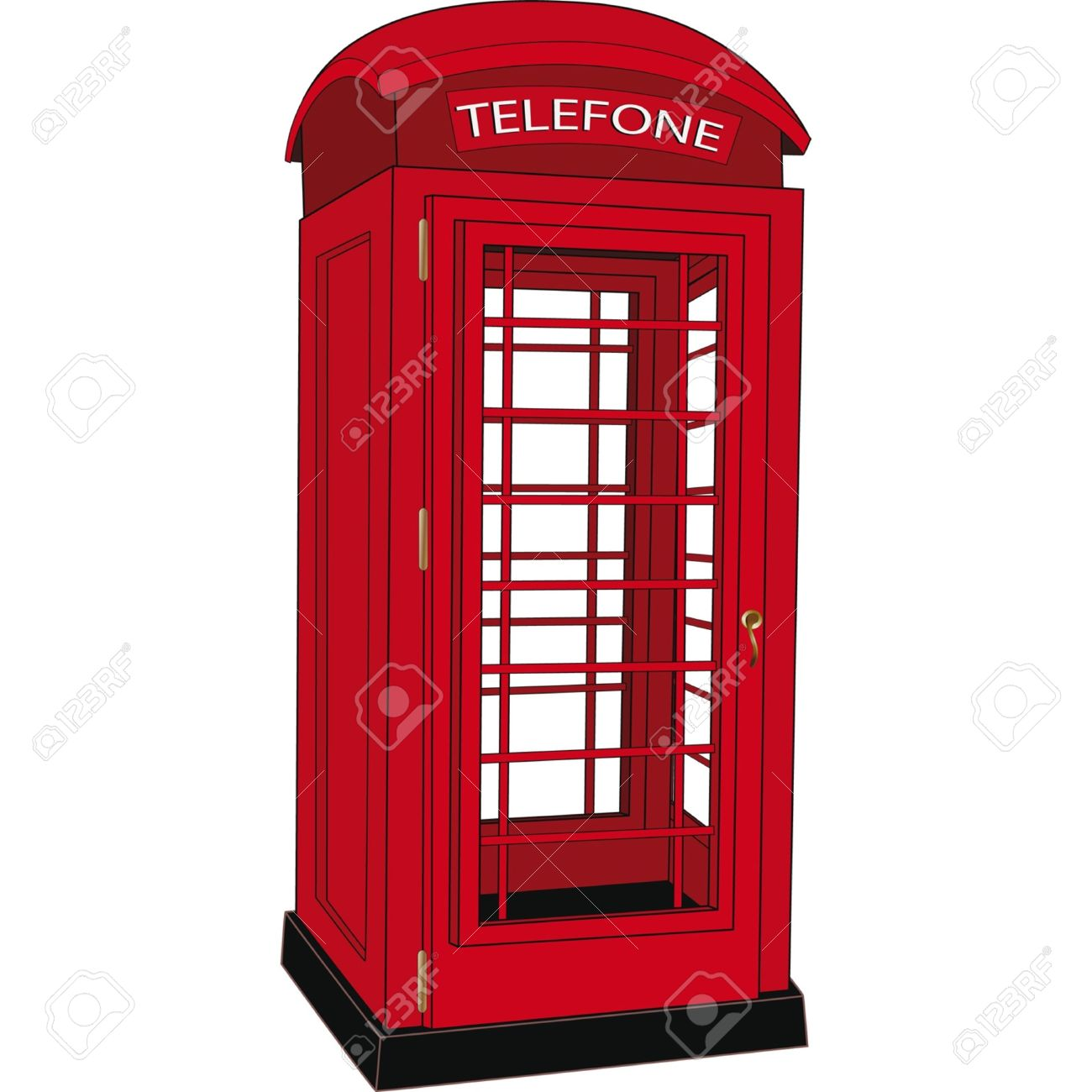 124 Phonebox Stock Vector Illustration And Royalty Free Phonebox.