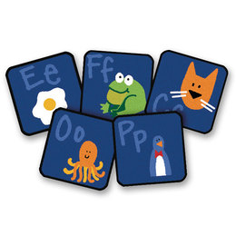 Download fun with phonics kit squares.