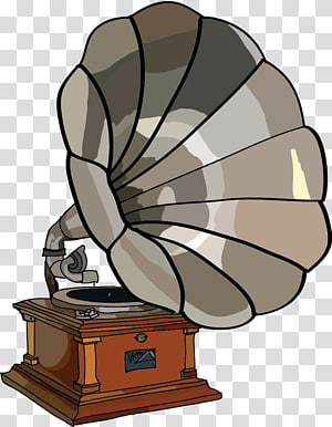 Phonograph record Gramophone, CD transparent background PNG.