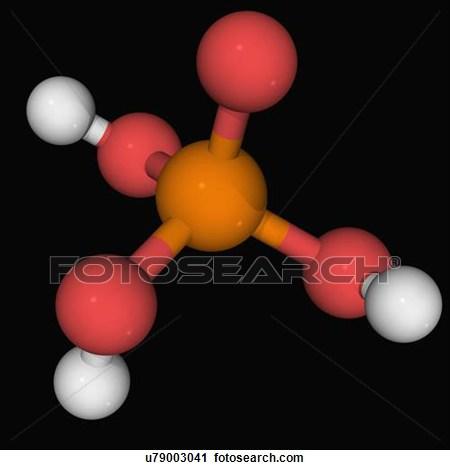 Phosphoric Acid Clipart.