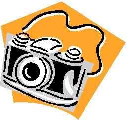 Photgraphy Club Clipart.